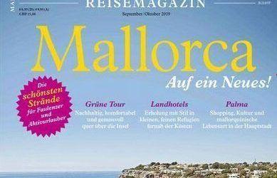 ADAC Travel Magazine Mallorca dedica un reportaje a la algarroba
