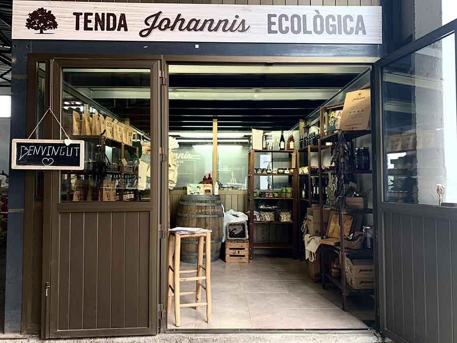 Nueva tienda Johannis