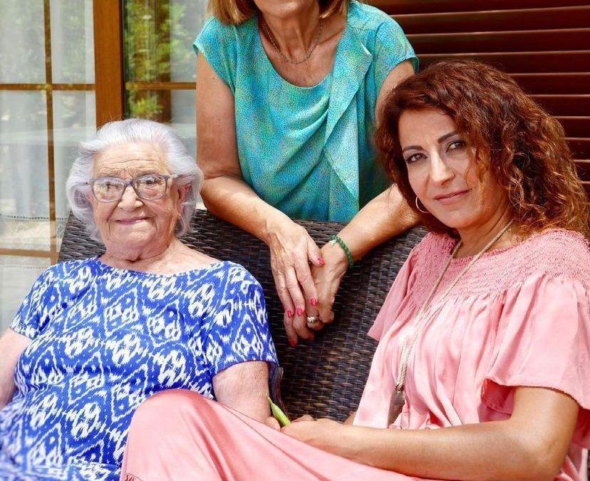 Tres generaciones, Sant Joan 2021