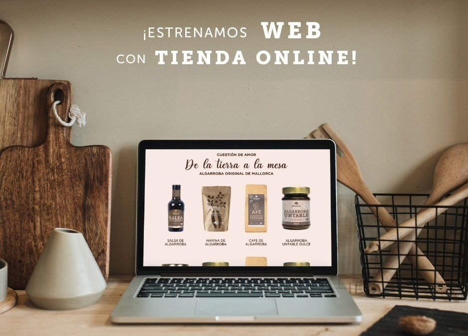 Tienda online 'Es Garrover de Mallorca'